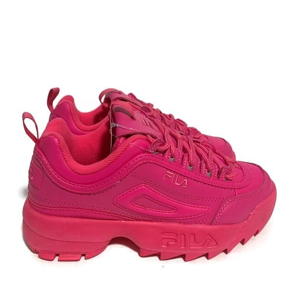 Fila Shoes   Womens Disruptor Ii Hot